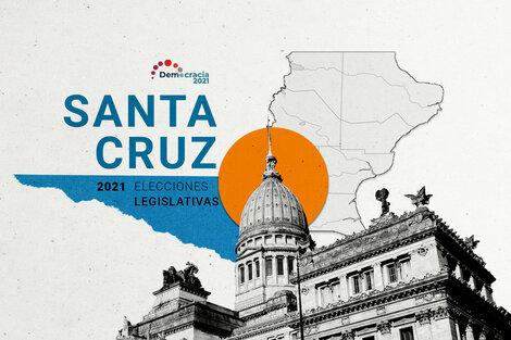 El detalle de los resultados de las PASO 2021 en Santa Cruz.