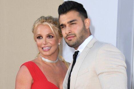Tras librarse de la tutela de su padre, Britney Spears anunció su casamiento. (Fuente: EFE)