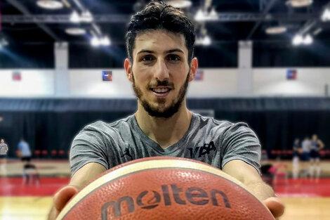 Leandro Bolmaro será el cuarto argentino en la próxima temporada de la NBA