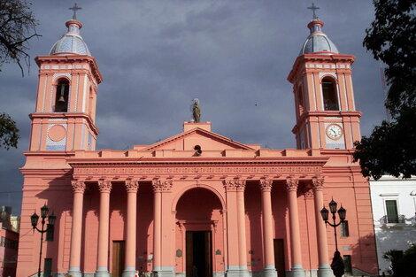 Pachado fue Vicario General de la Catedral Basílica.