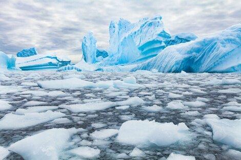 Según un estudio de Harvard, el derretimiento del hielo polar está cambiando la forma de la Tierra misma.