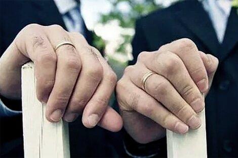 La nueva ley permitirá a las parejas del mismo sexo gozar de iguales derechos que el resto de la población. (Fuente: Télam)