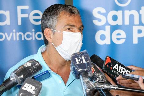 El ministro Pusineri supeditó las decisiones a la consulta con expertos.