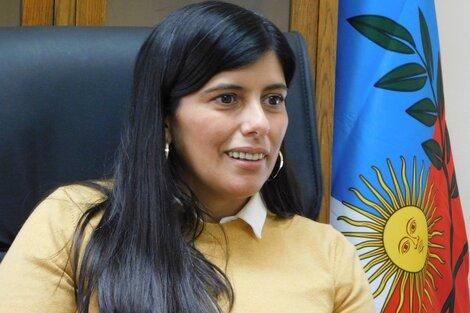María Fernanda Rosales Andreotti. (Fuente: Catamarca 12)