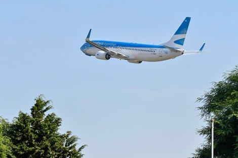 El aumento de las frecuencias obedece a la decisión del Gobierno nacional de eliminar, a partir del 19 de octubre, las restricciones para los vuelos. (Fuente: Adrián Pérez)