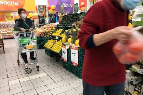 La inflación minorista en los primeros nueve meses del año acumuló un alza del 37 por ciento. (Fuente: Sandra Cartasso)