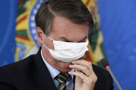 Jair Bolsonaro habría incurrido en once delitos en el marco de la gestión de la pandemia y será denunciado penalmente. (Fuente: Xinhua)