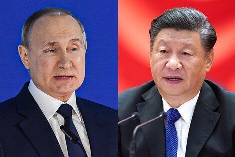 Putin y Xi, los grandes ausentes de la cumbre del G20. (Fuente: Xinhua)