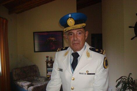 El comisario retirado Víctor Hugo Randazzo.