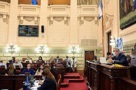 La ley tenía media sanción del Senado desde noviembre de 2020.