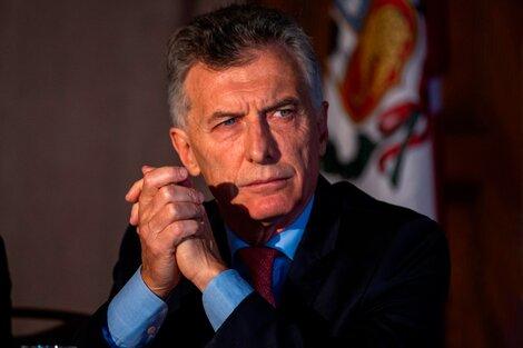 El jueves al mediodía, el juez federal Martín Bava espera a Macri en Dolores para indagarlo por el espionaje a los familiares de los 44 tripulantes del ARA San Juan. Será su debur, (Fuente: EFE)