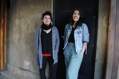 """""""Ahora ninguna mujer se puede ir de un burdel"""", dicen Suárez y Remondegui. (Fuente: Guadalupe Lombardo)"""