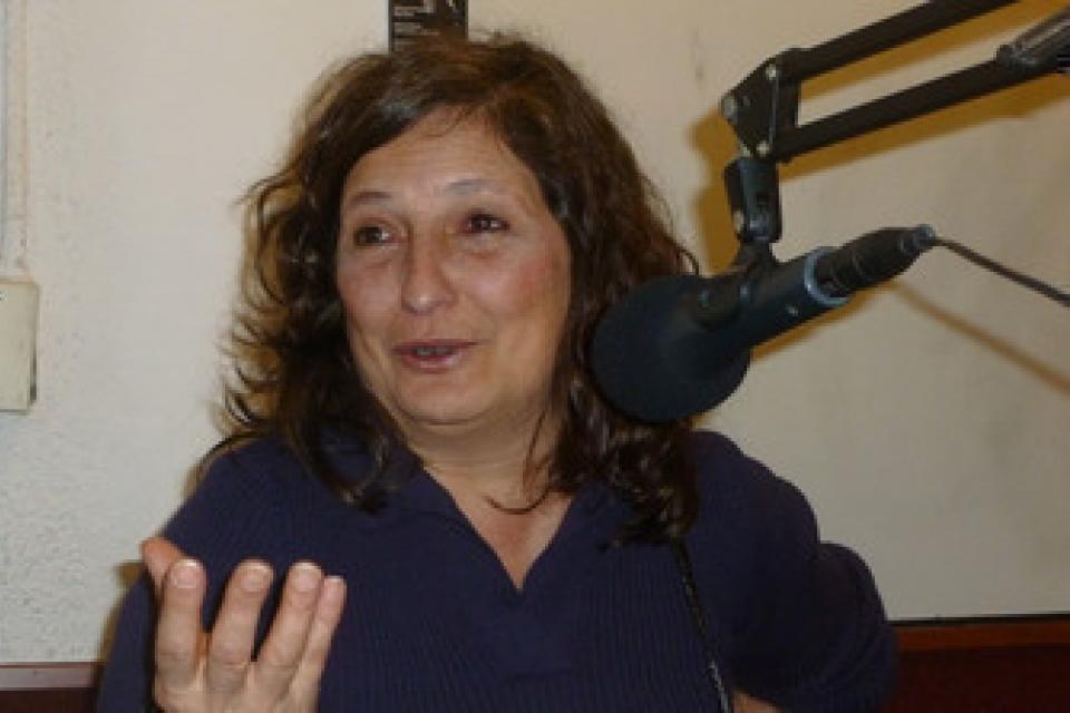 Laura Giussani Constenla pensó la muestra a partir de la lectura de las cartas de sus padres.