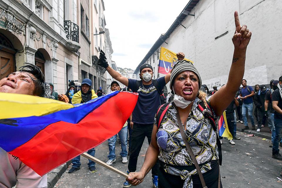 América latina lucha y vota a la izquierda