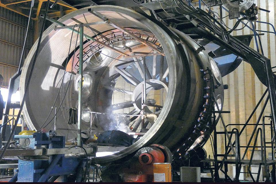 El prototipo del CAREM podría estar listo en 2021.