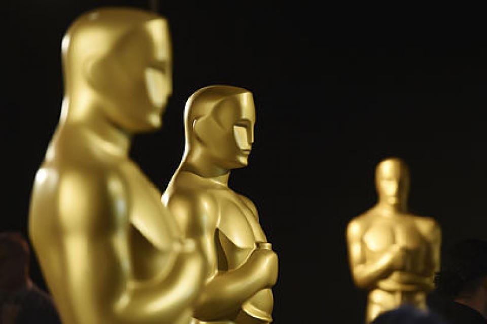 La transmisión de los Oscar