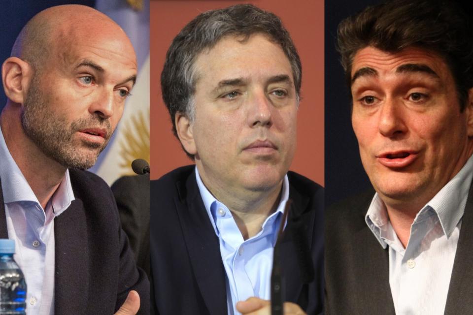 Guillermo Dietrich, Nicolás Dujovne y Javier Iguacel, procesados por defraudación al Estado.