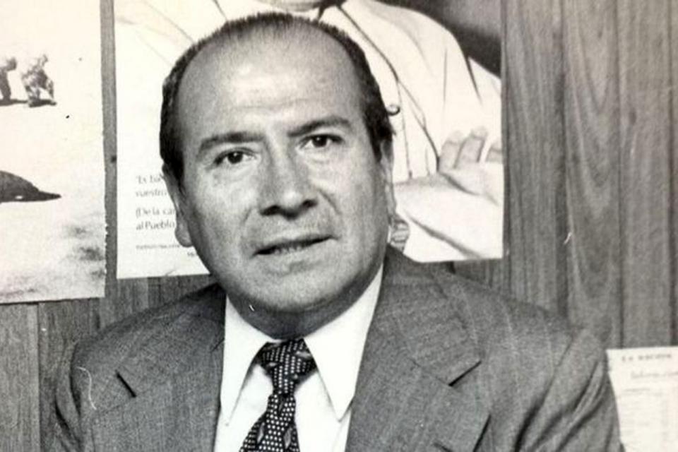 Roberto Romero fue electo gobernador de Salta en 1983.