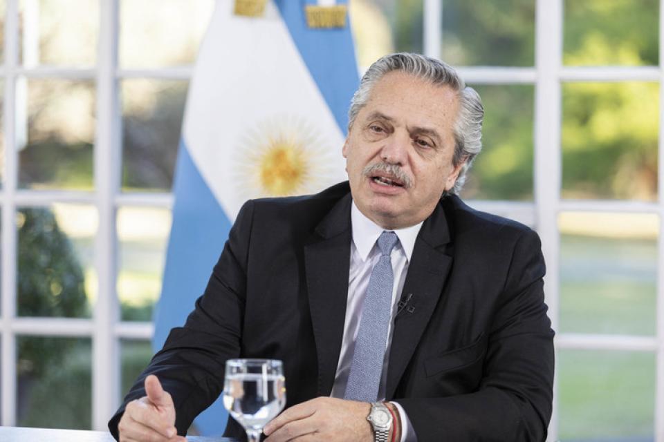 """Alberto Fernández: """"El movimiento cooperativo debe crecer y no bajar los brazos"""""""