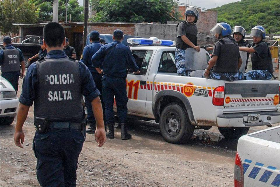 Violencia policial en Salta: Pietragalla pide intervención urgente de la Justicia