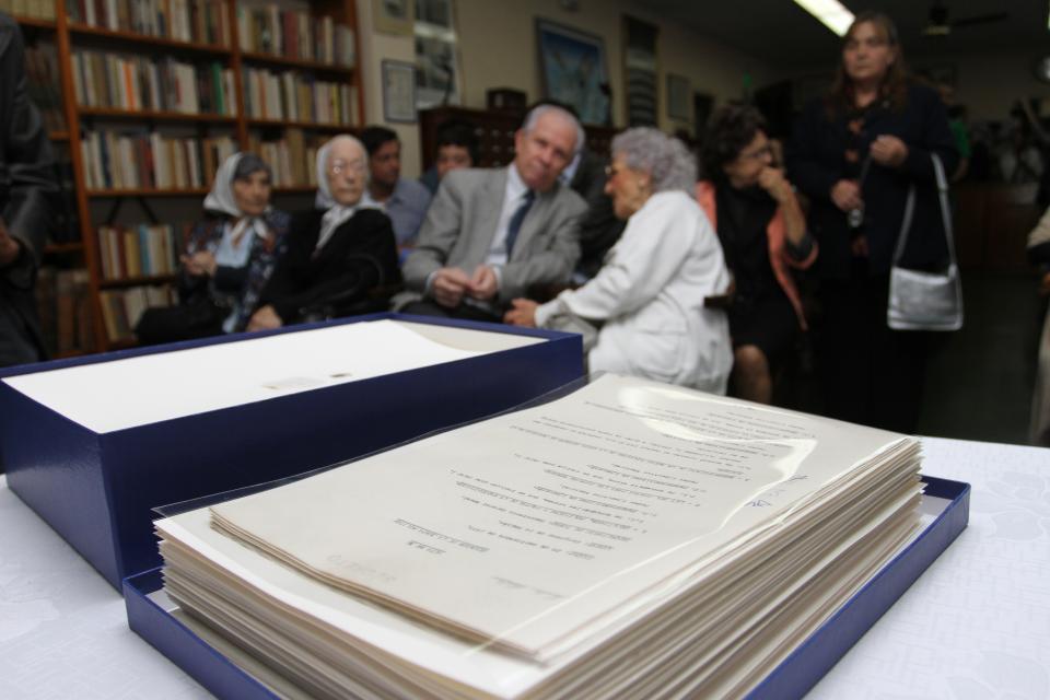 """Programa """"Memoria y archivos locales"""", para preservar la historia donde ocurrió"""