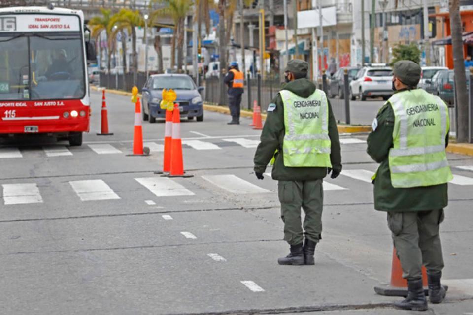 """""""Hemos logrado estar por debajo de la media de infectados del Gran Buenos Aires"""""""