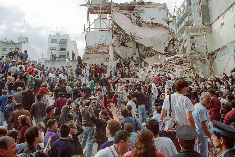 El próximo 18 de julio se cumplen 26 años del ataque terrorista a la mutual judía.