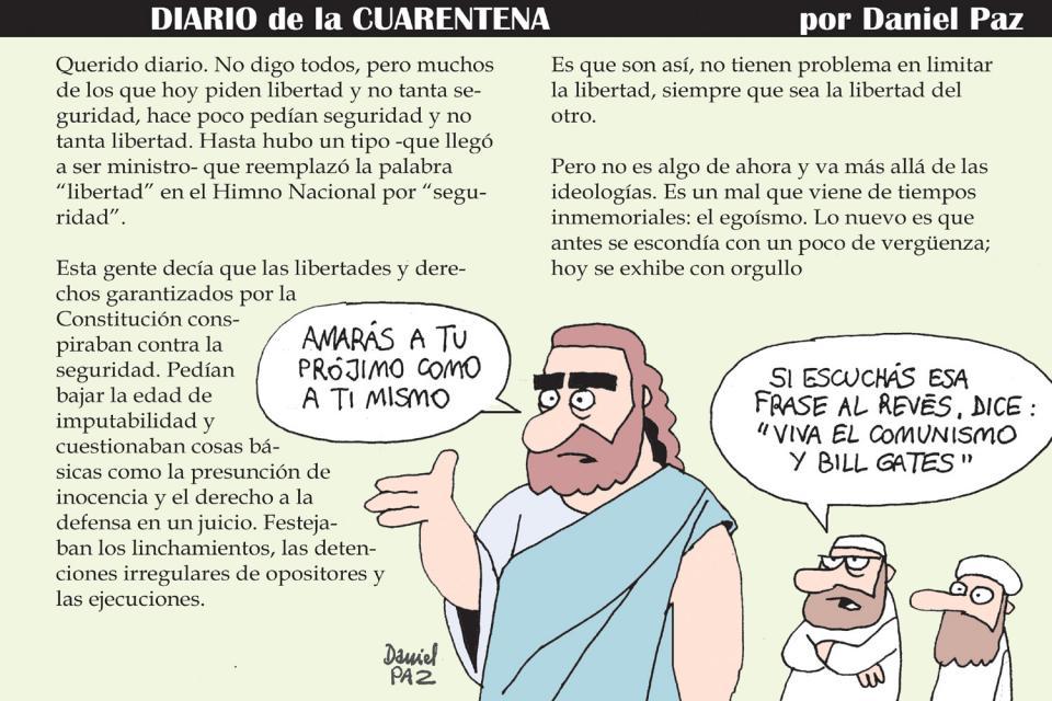 Diario de la cuarentena