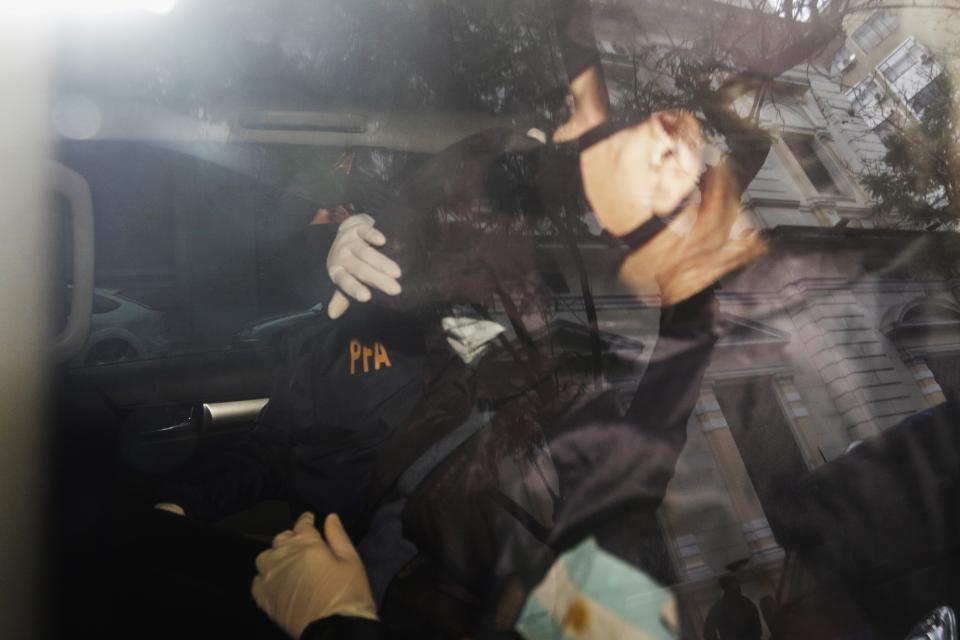 Espionaje ilegal: Los detenidos declaran y el chef amigo de Arribas se convierte en prófugo