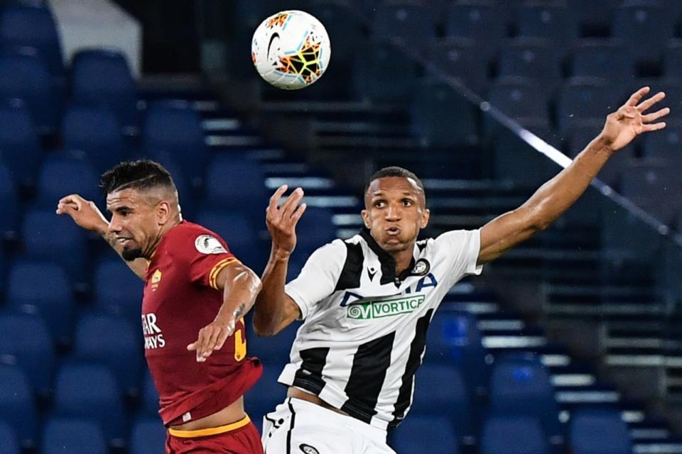 Serie A de Italia: Atalanta batió a Napoli y quiere Champions League