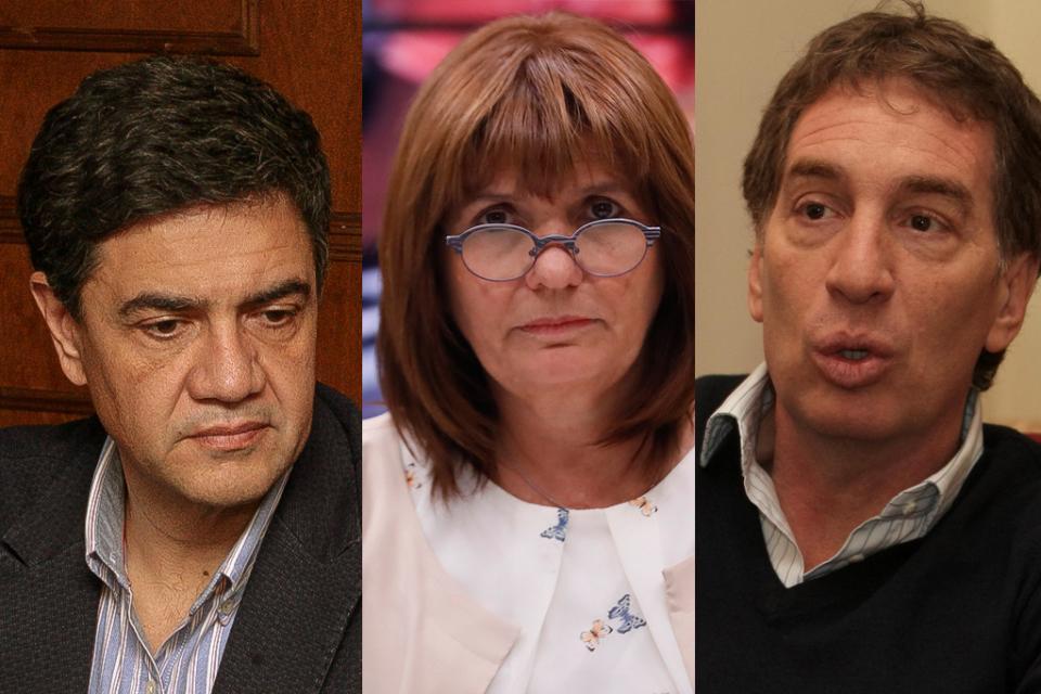 Macrismo: Los dialoguistas cierran el cerco para limitar el poder de Patricia Bullrich