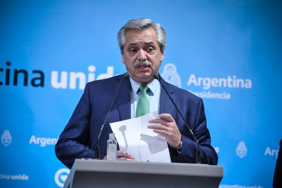 Alberto Fernández anunció un plan de obras para seis provincias del sur