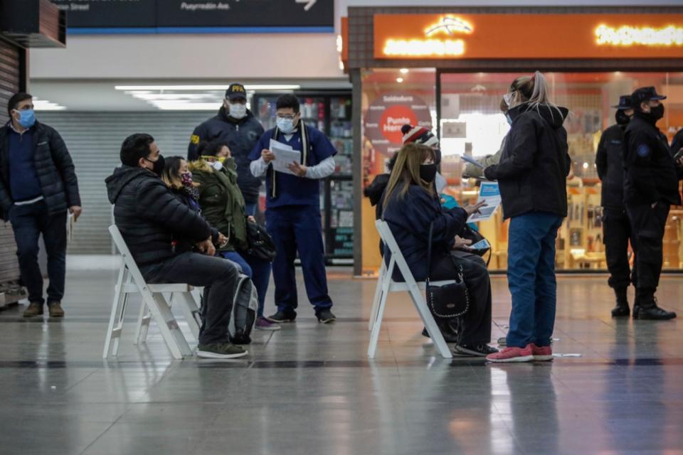 Coronavirus en Argentina: Nuevo record de contagios en un día