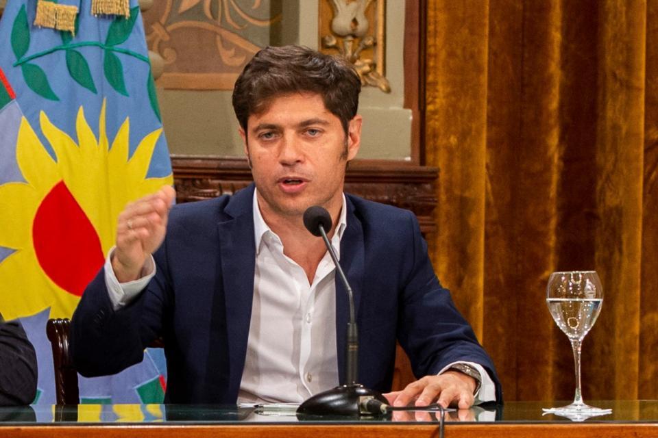 """Axel Kicillof, sobre la desaparición de Facundo Castro: """"No vamos a encubrir a nadie"""""""