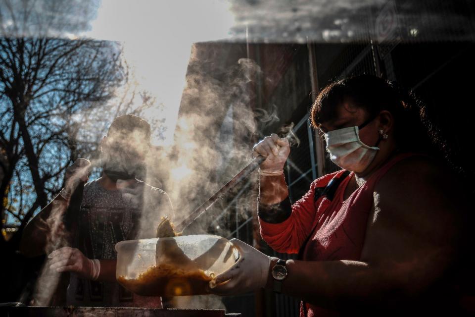 Más de 700 mil pobres en la Ciudad de Buenos Aires