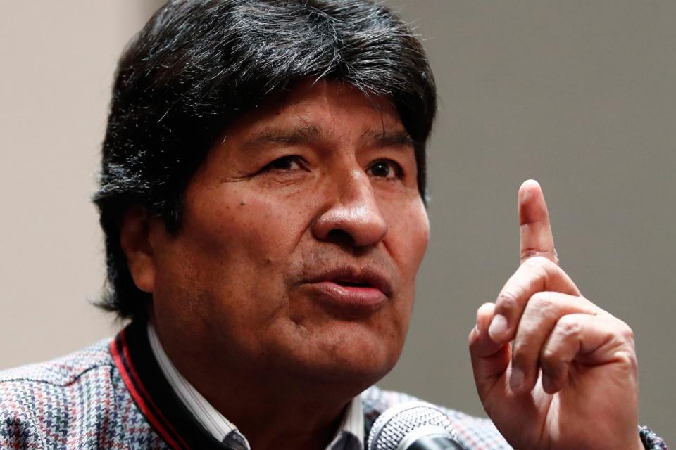 Evo Morales afirma que la nueva acusación es ilegal e inconstitucional