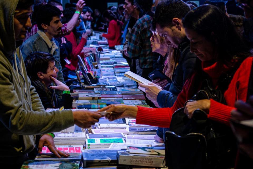 Feria de Editores, adaptada a las circunstancias