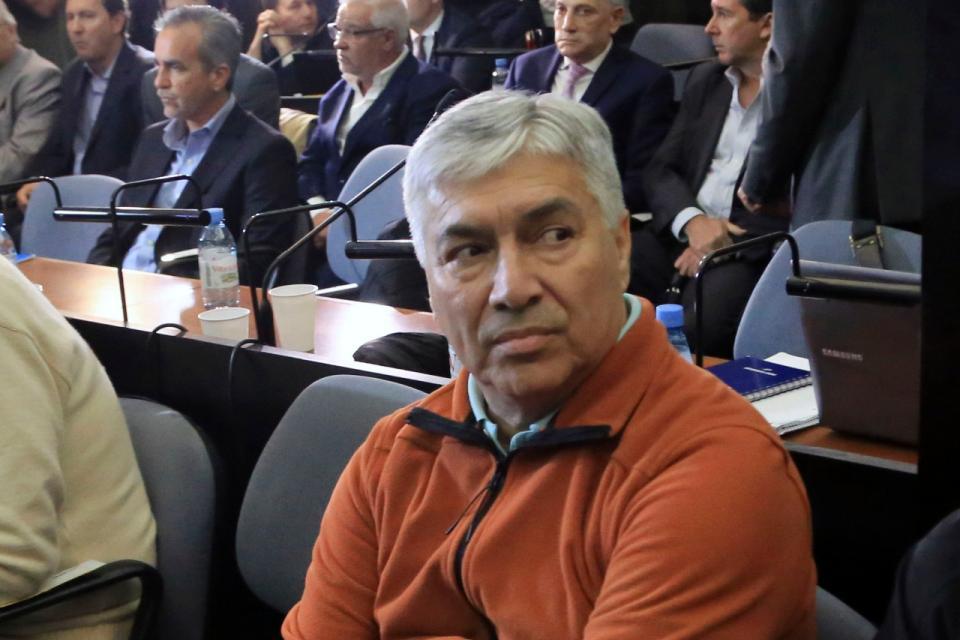 Lázaro Báez deberá pagar una fianza de 632 millones para obtener la prisión domiciliaria