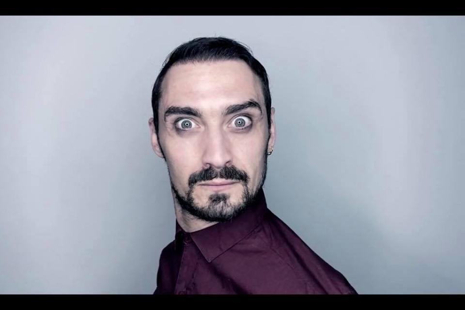Luciano Rosso, el cuerpo como laboratorio artístico