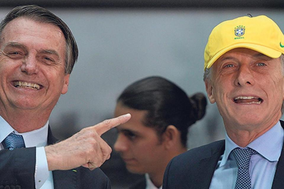 Coronavirus: ¿Mauricio Macri es igual a Jair Bolsonaro?