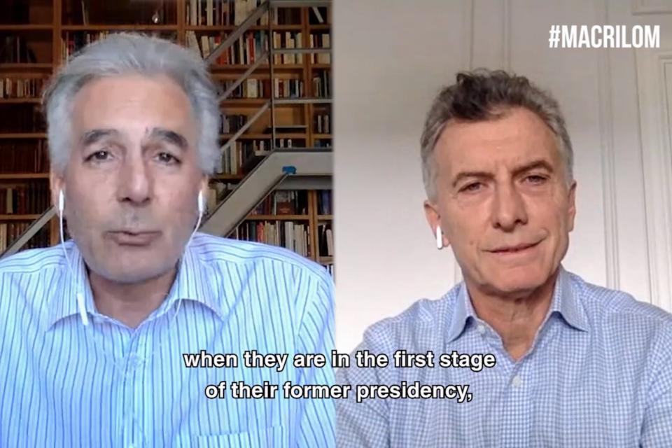 Macri rompió el silencio y cuestionó a Alberto Fernández