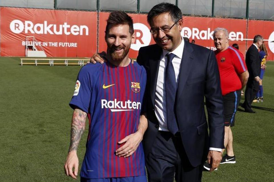 """""""No me preocupa nada el futuro de Messi"""""""