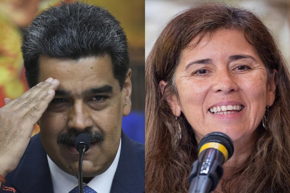Venezuela dio marcha atrás con la expulsión de la embajadora de la Unión Europea