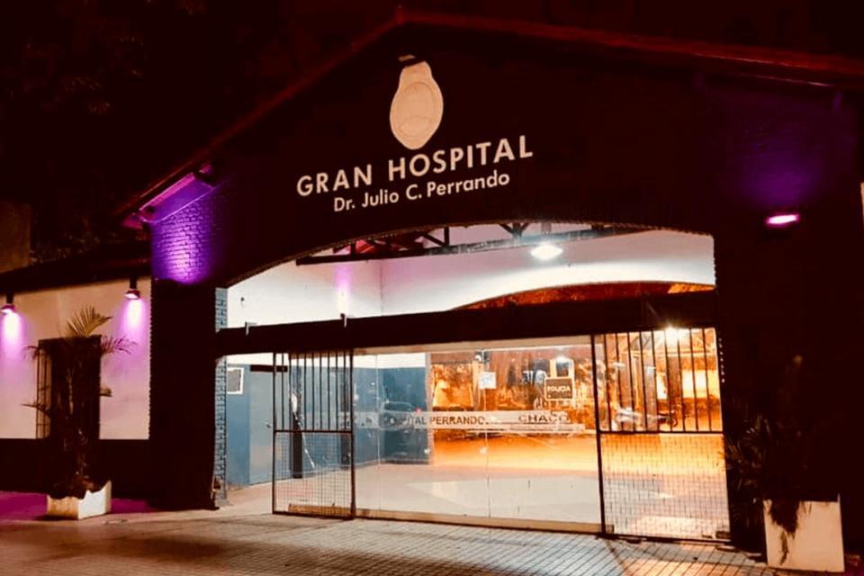 Chaco: investigan si hubo interrupción intencional del suministro de aire a pacientes