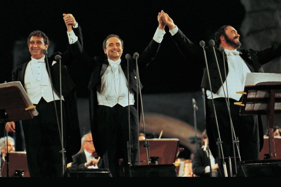 Los Tres Tenores: 30 años de un encuentro que cambió la ópera