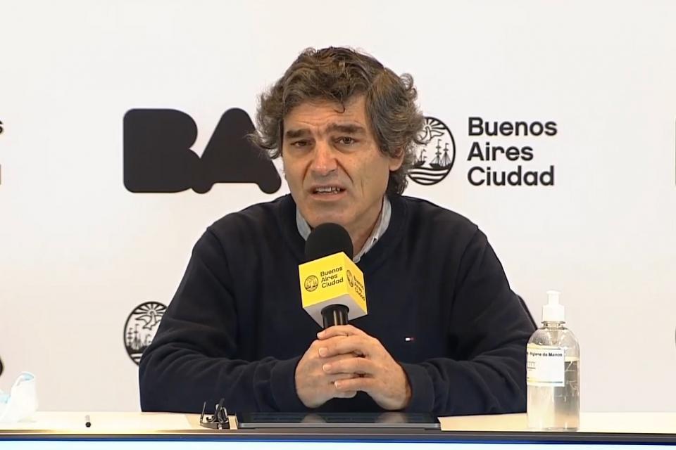 """La advertencia de Fernán Quirós sobre el banderazo: """"Las expresiones populares son importantes pero hay que hacerlas con cuidado"""""""