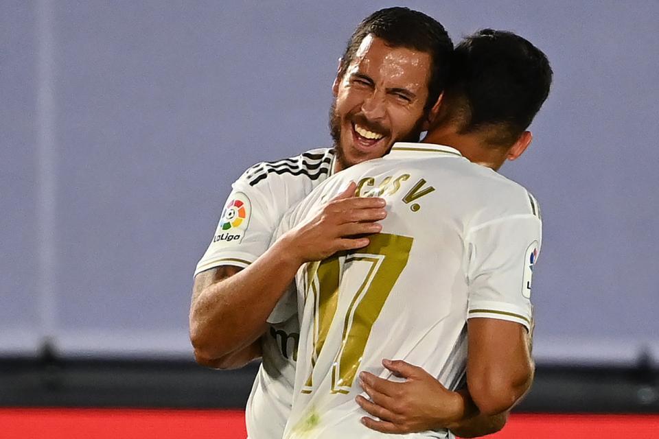 Liga de España: Real Madrid dio otro paso en su camino al título