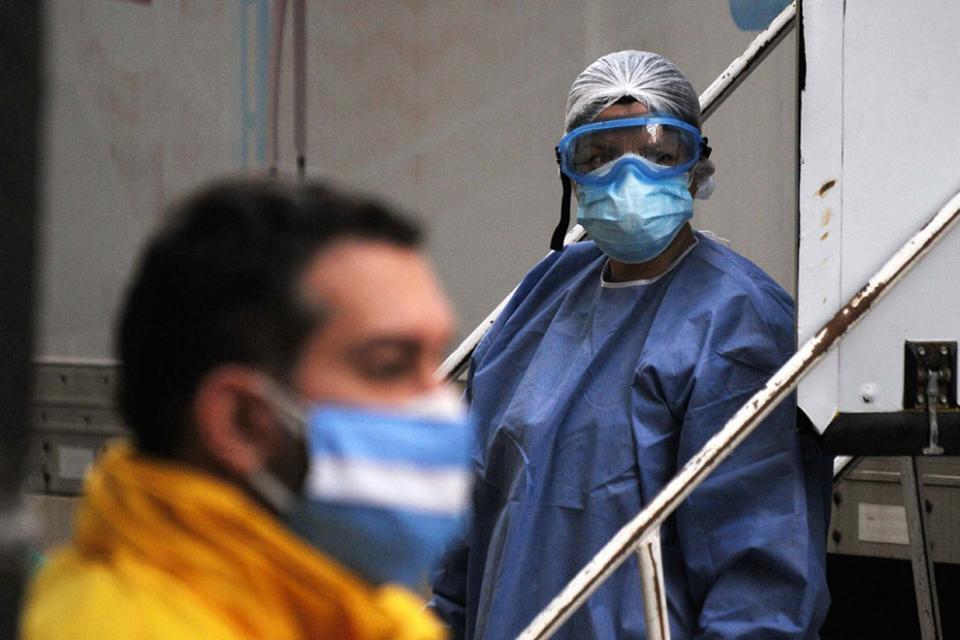 Coronavirus en Argentina: abrupto aumento de contagios en un solo día