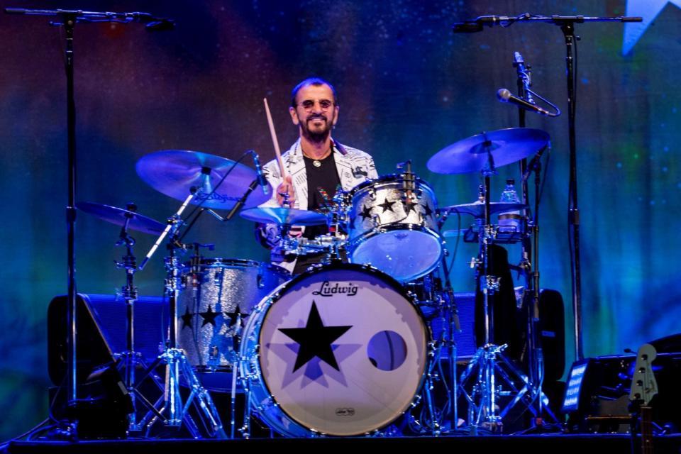 Los 80 jóvenes años de Ringo Starr