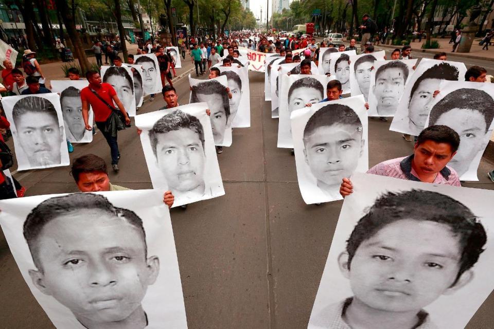 Un hallazgo que derrumba la versión oficial de la masacre de Ayotzinapa